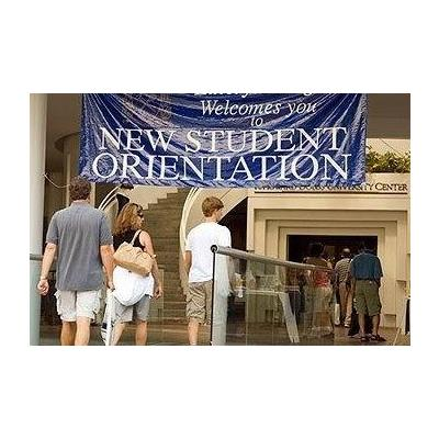 Summer Swag for New-Student Orientation